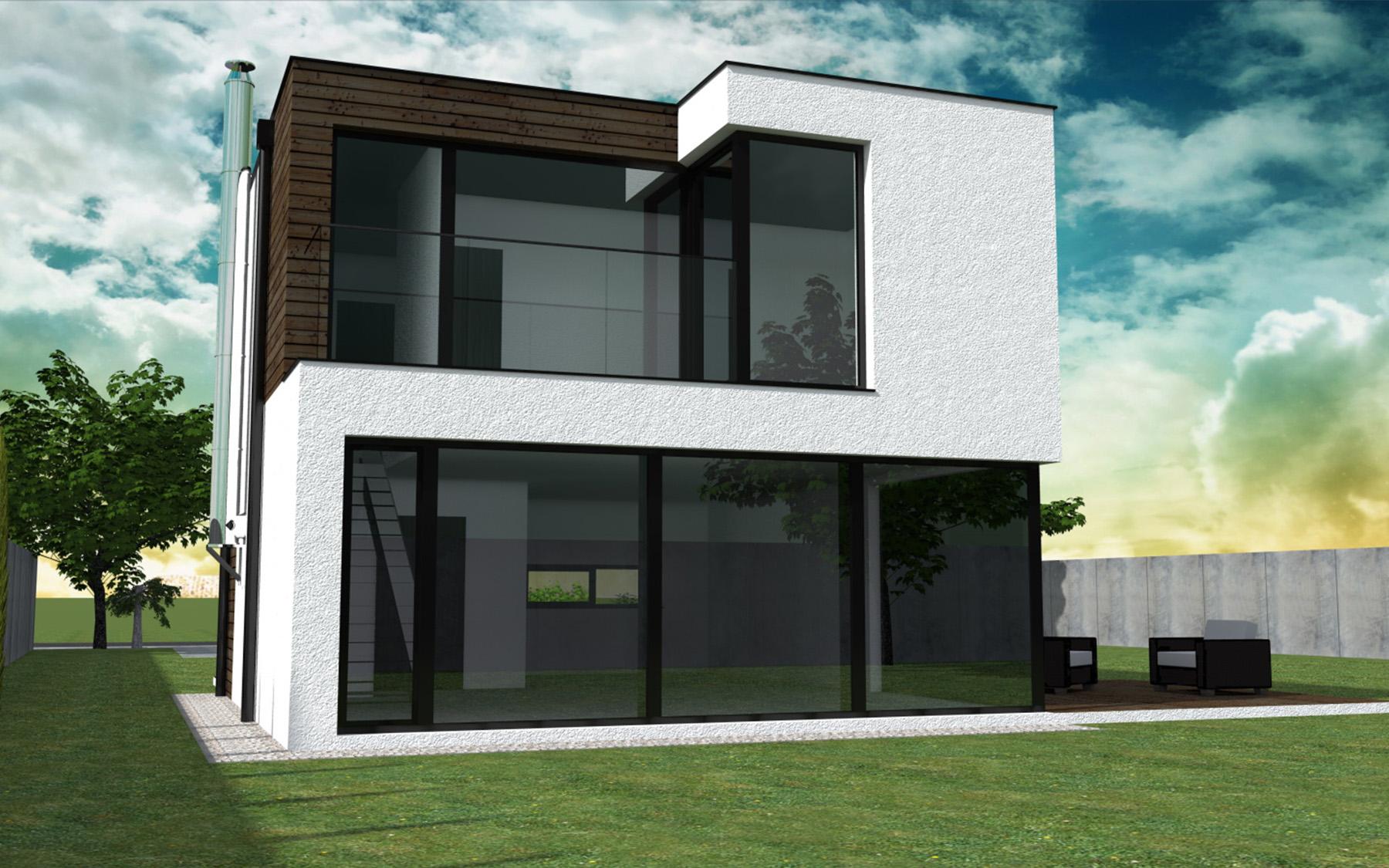 Rodinný dom – poschodový – 2